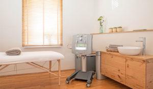 Modernes, sanftes und sicheres Colon-Hydro-Therapiegerät von Darmschön