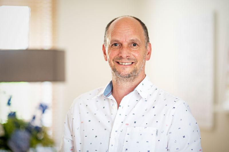 Portrait Heilpraktiker Jörg-Michael Wiertz Kompetenz und Erfahrung aus Leidenschaft für einen gesunden Darm